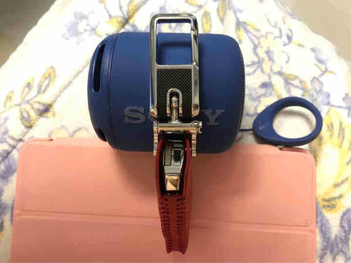 逸卡 奔驰C200L车钥匙包GLC260真皮GLK套C180L钥匙扣C/S级CLA20 大红三键全包 晒单图