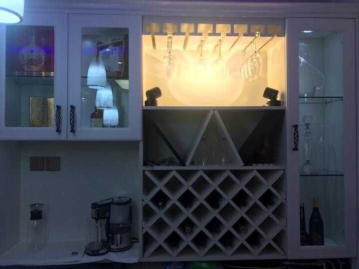朗帝斯cob射灯聚光吸顶明装座式射灯5W9W15w客厅服装店铺背景照明走廊天花板吸顶射灯 暖光 明装白壳-5瓦 晒单图