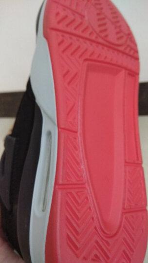 【拍下158元】tcellars AJ4篮球鞋高帮运动鞋男高弹减震耐磨战靴气垫鞋透气男鞋 6005-灰绿 41 晒单图