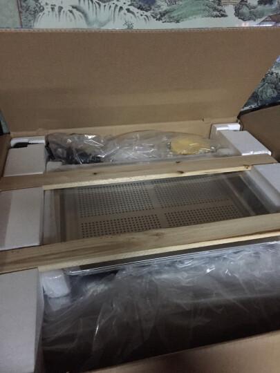 老板(Robam)KQWS-2600-R072 蒸烤箱系列产品8大烘焙模式嵌入式56L 烤箱专业烘焙电烤箱 晒单图