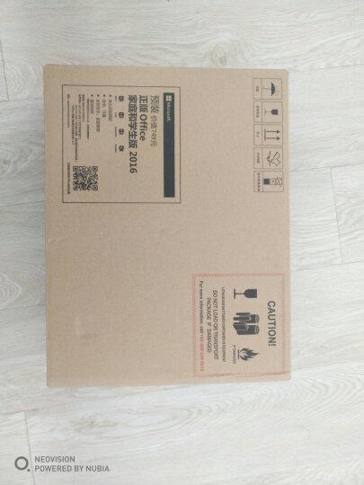 小米(MI)Air 13.3英寸全金属超轻薄笔记本电脑(i7-8550U 8G 256G PCIE SSD MX150 2G显存 72%NTSC FHD 预装Office 指纹版)灰 晒单图