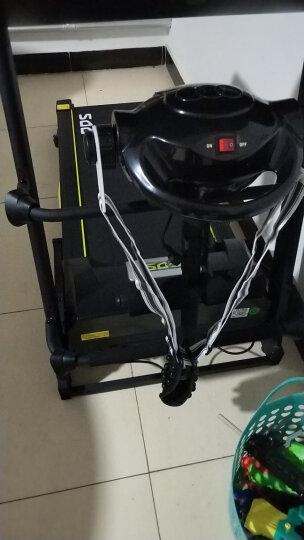 多德士智能跑步机 彩屏WIFI电动坡度 家用多功能静音可折叠自助加油 (含跑步机垫 防尘罩) 870SA 晒单图