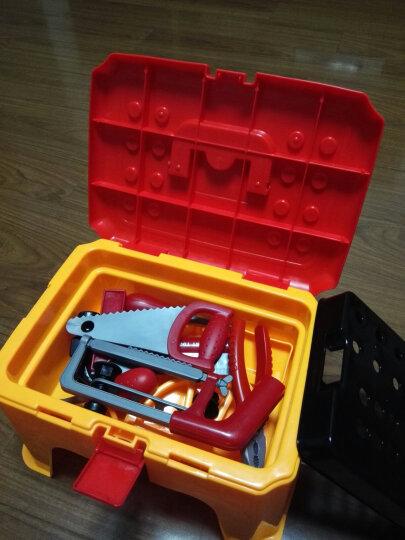 贝恩施(beiens)儿童益智玩具 升级版多功能工具百宝箱椅子398 晒单图