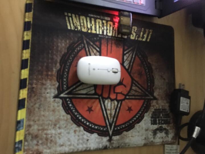 地狱火(FIRE-PAD)五代-升级版塑化布面包边款鼠标垫 晒单图