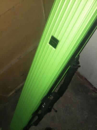 瑞豹(Rimbato) 瑞豹PC支架鱼竿包ABS钓鱼包渔具包1.25米防水垂钓竿包硬壳 ABS支架鱼竿包 果绿色 晒单图