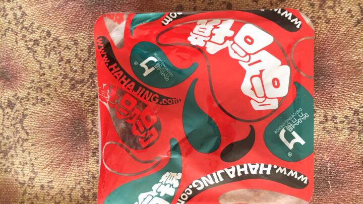 哈哈镜 鸭脖 168g 微辣(2件起售) 晒单图