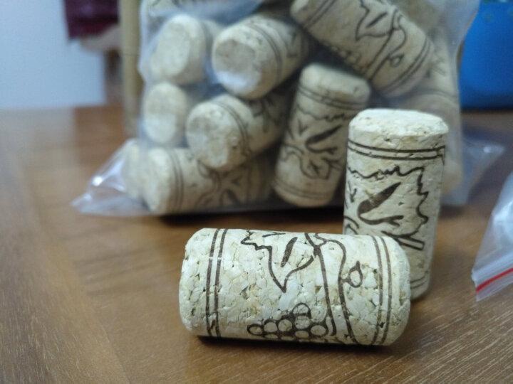 葡萄酒瓶软木塞子红酒合成橡木塞瓶塞密封酒瓶塞子 多种规格 量大可以定制 10个 22*44 需打塞器 晒单图