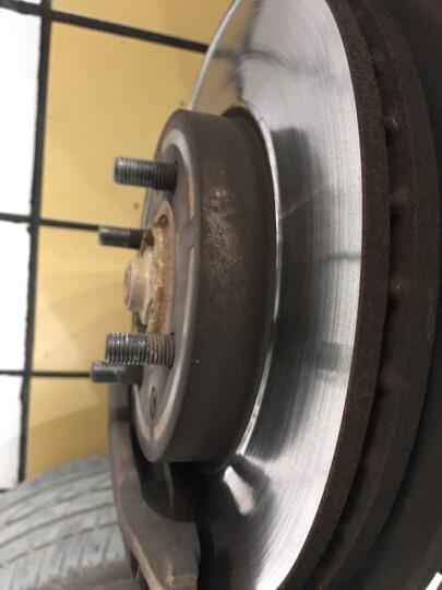 【海拉HELLA】更换刹车片/刹车盘     工时费 工时费 前刹车片1对+前刹车盘1对 晒单图
