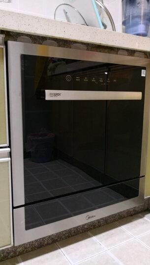 美的(Midea)食物垃圾处理器处理机 搭配家用洗碗机 家用厨房下水道厨余粉碎机MD1-C38 0 晒单图