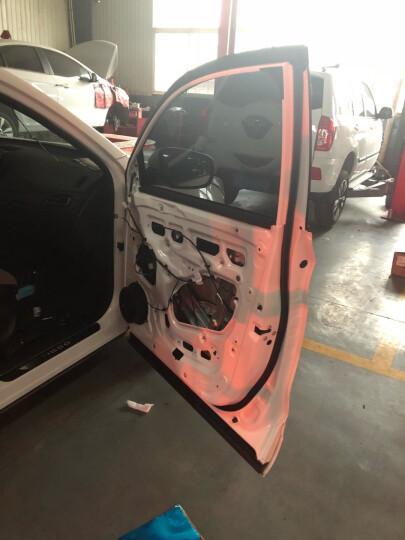 德国车载歌德汽车音响汽车喇叭改装套装6.5寸两分频高音头仔重低音炮箱中音扬声器功放CD机 前门歌德FSA分频套装(2个小高音,2个中低音) 晒单图