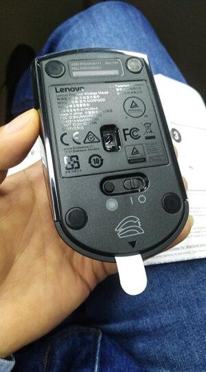 【包邮】联想 经典小黑无线鼠标 笔记本台式机一体机企业办公家用百搭通用鼠标 有线经典升级版 晒单图