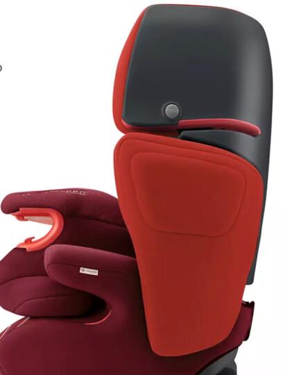 Concord 德国儿童安全座椅PRO 汽车用宝宝婴儿进口9个月-12岁ISOFIX接口 番茄红-现货 晒单图