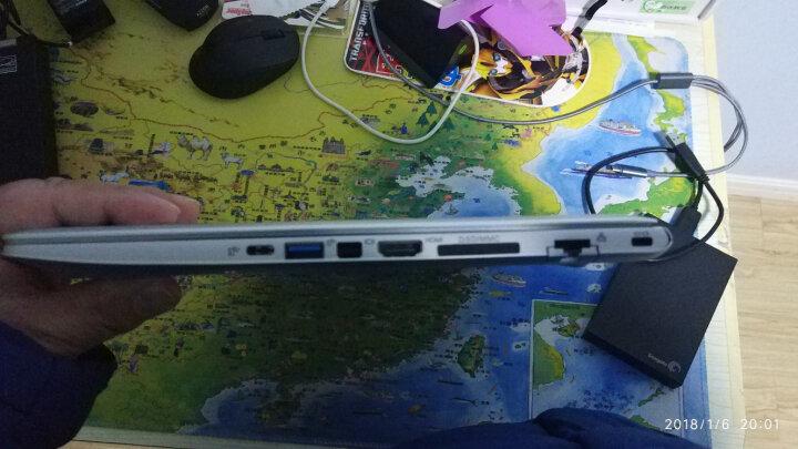 海尔(Haier)凌越S4 13.3英寸金属轻薄学生商务笔记本(4415U 4G 500G 72%色域 无亮点 1080P 正版Win10) 晒单图