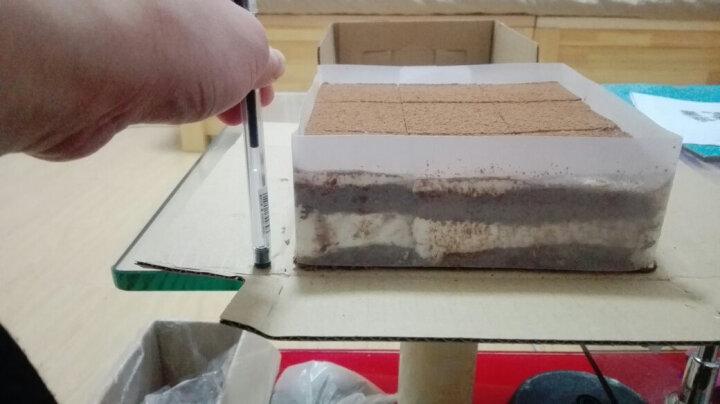 约翰丹尼 冷冻蛋糕 750g 10片 栗子口味烘焙蛋糕生日蛋糕 晒单图