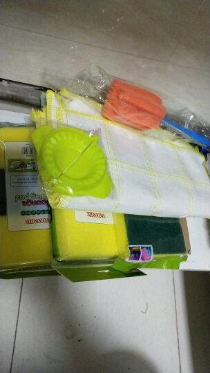 创意厨房 彩色手动包饺子器 饺子模具 饺子夹 水饺 绿色 晒单图