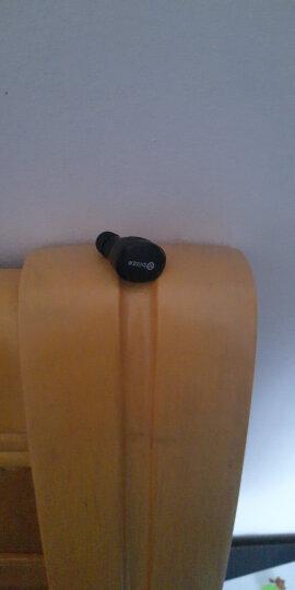 毕亚兹 蓝牙耳机迷你隐形小巧无线 立体声运动耳塞式蓝牙4.1 支持苹果7/6S安卓等手机通用版 D13黑色 晒单图