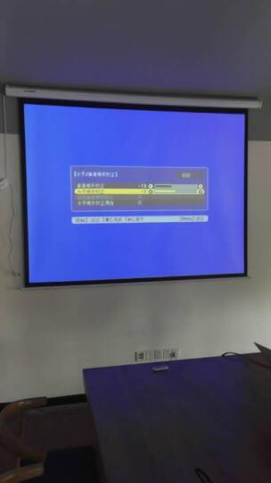 爱普生(EPSON) 商务工程投影仪 高清办公投影机 CB-2165W(5500流明 宽屏) 官方标配 晒单图