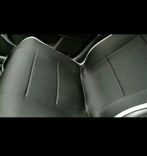 金銮殿 汽车加热坐垫 冬季车载座椅加热垫 适用于12V通用 黑色 双座加热 晒单图
