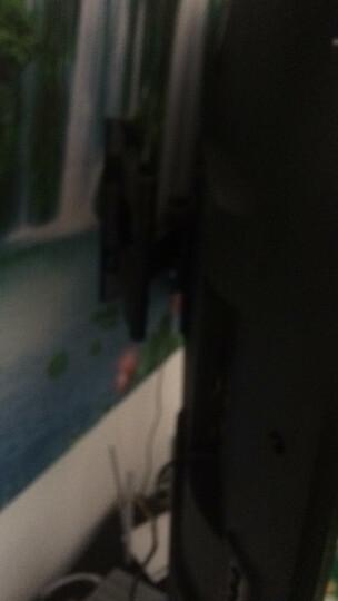 好而易(14-62英寸)液晶电视机通用壁挂架显示器支架TCL海信飞利浦康佳长虹 26-55英寸 一体式加固板 承重50公斤 晒单图
