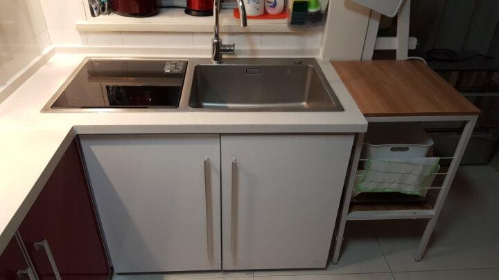 方太(FOTILE) 水槽洗碗机 家用全自动Q6嵌入式超声波洗果蔬三合一JBSD2F-X5S升级款 如需X5SL(洗碗机在左侧)详询客服 晒单图