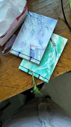 THE OPENBOX 小记事笔记本文具复古古典本子古风创意中国风线装记事本学生圣诞节礼物 一套10本 晒单图