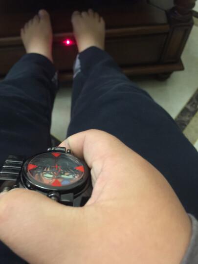 男表男士手表柯南激光表穿越火线CF激光表动漫周边学生手表儿童表 柯南 通用 晒单图