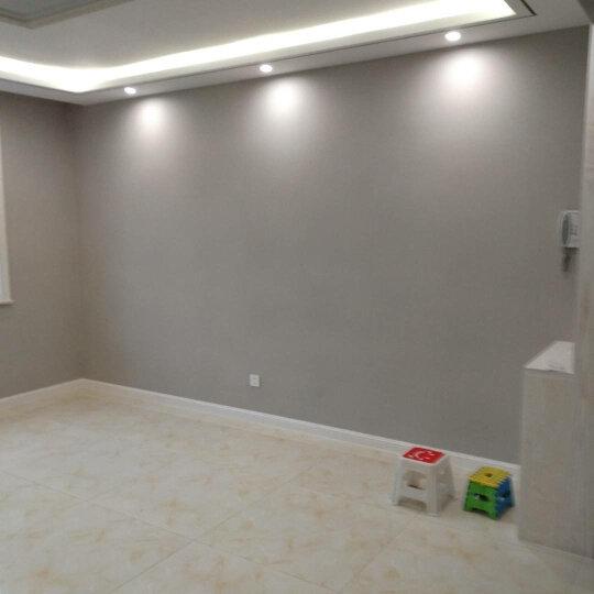 本木墙纸客厅现代简约温馨素色小清新纯色卧室沙发电视背景墙壁纸 浅红BEM8199 晒单图