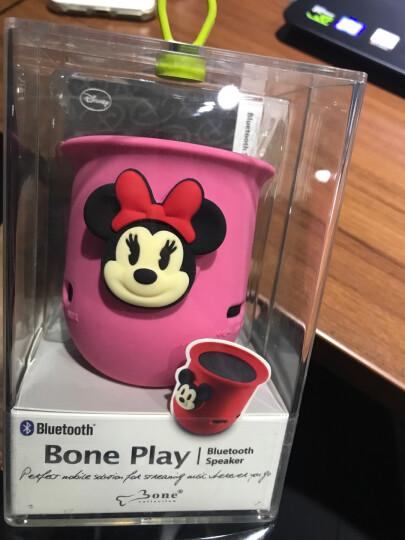 Bone蓝牙无线立体声音箱卡通便携迷你小音响无线蓝牙通话电脑笔记本手机车载音响 新品-熊猫 晒单图