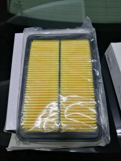酷斯特2020款奇骏空气滤清器14-19款奇骏改装专用空气格净化汽车滤芯高密度层叠滤纸新 空气滤清器 晒单图
