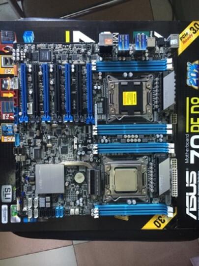 华硕(ASUS) Z9PE-D8 WS 工作站主板 晒单图