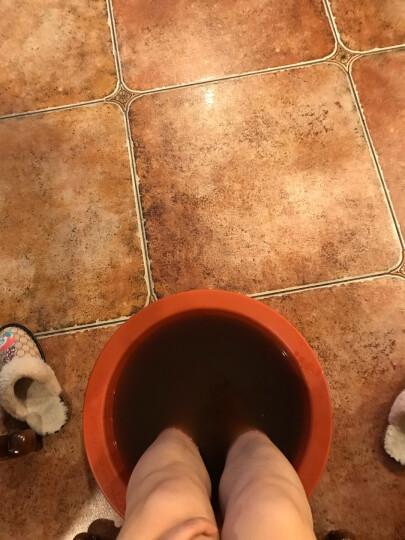 華夏良子(HUAXIALIANGZI) 华夏良子丹参泡脚片泡脚粉中药熬制而成足浴药粉 晒单图