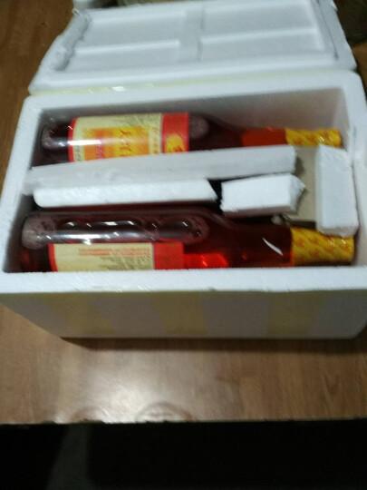 广味源大红浙醋630ml红醋 寿司云吞水饺蟹虾醋 蘸料 4瓶 晒单图