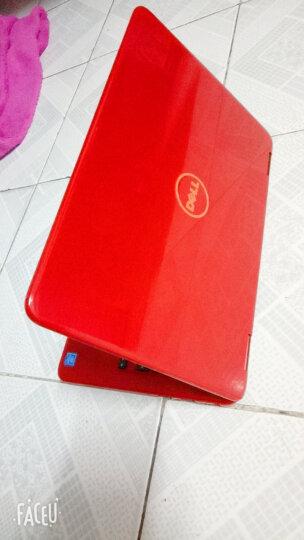 戴尔(DELL)灵越3180轻薄本 11.6英寸便携上网办公娱乐手提笔记本电脑 红色R  触控屏 (N3710 8G 480G固态 定制) 晒单图