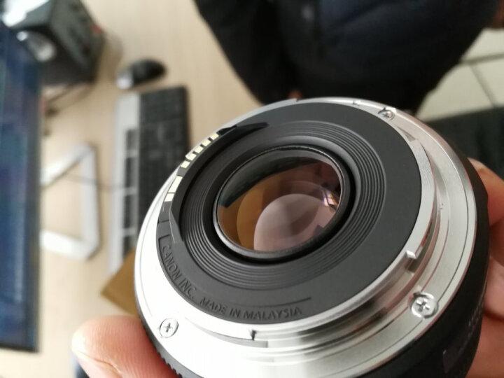 canon/佳能 EF 50mm f/1.8 STM 第三代小痰盂标准定焦人像镜头 套餐一 晒单图