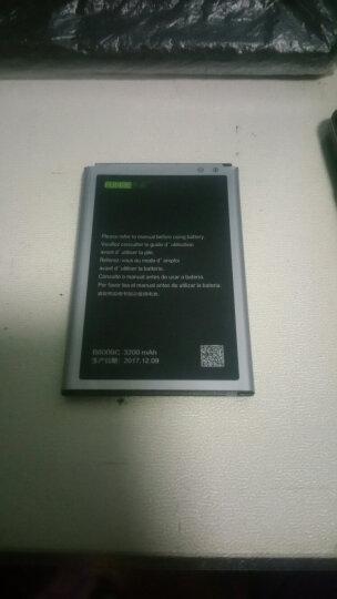 帆睿 三星note4电池note2/note3手机s3/s4/s5大容量i9300电池 三星Note3/N9006电池 单块电池 晒单图
