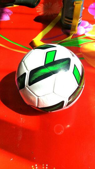 奥力克斯(AOLIKES) 耐磨高弹3号足球小学生训练球卡通儿童玩具宝宝幼儿园小朋友足球 绿色3号球配气筒气针 晒单图