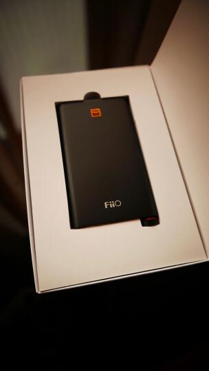 飞傲(FiiO)Q1 MarK II DSD硬解 苹果平衡解码耳放HIFI便携 黑色 晒单图