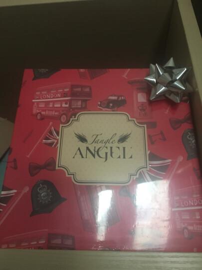 英国 Tangle Angel美发按摩天使梳 顺发防静电梳子 英国王妃同款 中号 中国金 晒单图
