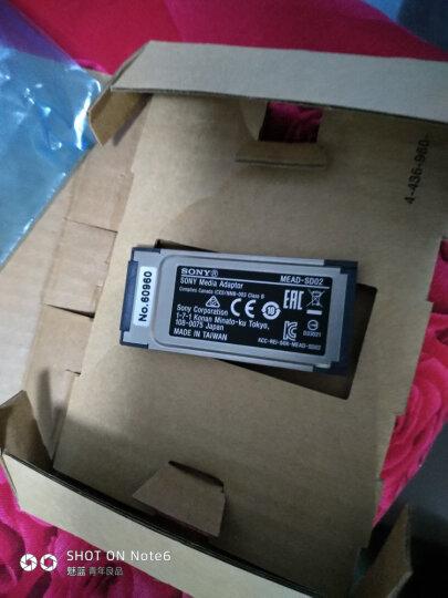 索尼(SONY) 高速sd卡 a6000微单 7R3 7RM3 RX100M3黑卡 索尼摄像机内存卡 128G 300MB/s SF-G128 晒单图