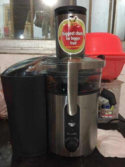 铂富(Breville) 高速离心榨汁机 多档调节果汁机 原汁机大口径  BJE500 晒单图