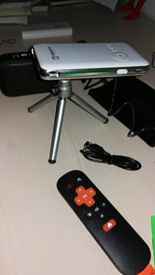 澳典(AODIN) 微型投影仪家用办公 迷你wifi 智能便携投影机(1080p高清 AI智能语音) M9 8G 触摸版 梯形矫正 高清输出 官方标配 晒单图