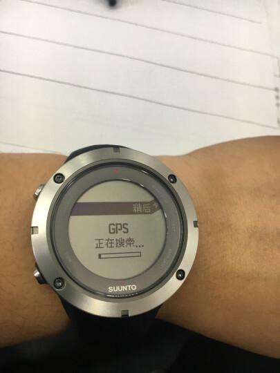 颂拓(SUUNTO)手表 AMBIT3 拓野3 PEAK户外运动表巅峰蓝宝石SS020676000 晒单图