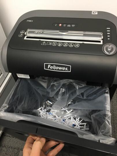 范罗士Fellowes碎纸机79ci京东自营办公家用大容量纸张光盘粉碎机 晒单图