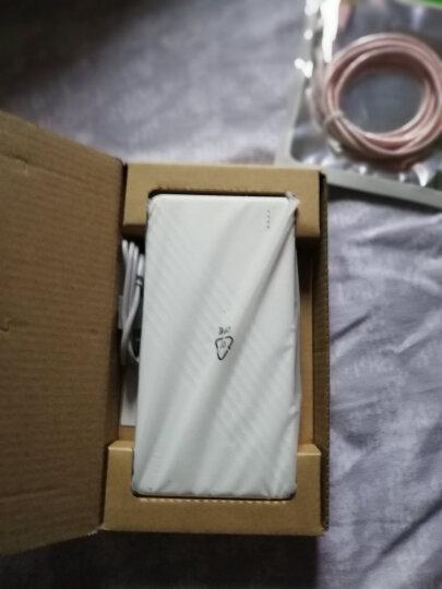 罗马仕(ROMOSS)20000毫安WA20白色移动电源switch笔记本苹果手机平板充电宝 Type-C双向快充18W 晒单图