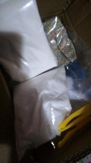 贝蒙史莱姆泥材料包自制雪花泥鼻涕粘土彩泥DIY手工套装 史莱姆成品6色圆盒装 晒单图