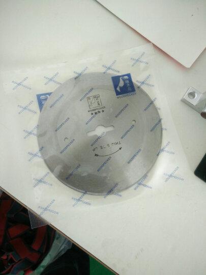 啄木鸟(zhuomuniao)80型电剪圆刀片裁布机纸管胶带切布分切圆刀片分切机刀片分条刀 断布机圆刀R4-1/4 晒单图