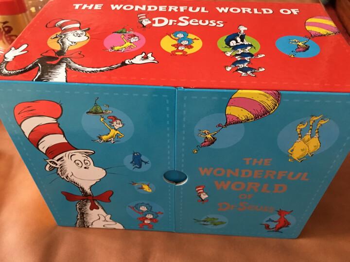 苏斯博士 经典绘本 20册礼品装 Wonderful World of Dr.Seuss 晒单图