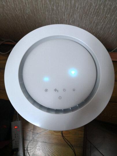 贝克艾尔(BCER) 空气净化器KJ550F-S03家用氧吧客厅卧室除甲醛除雾霾 正品+原装滤网 晒单图