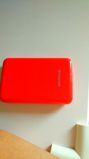 宝丽来(Polaroid)ZIP手机照片打印机 红色 拍立得 手机照片打印机口袋相印机 晒单图
