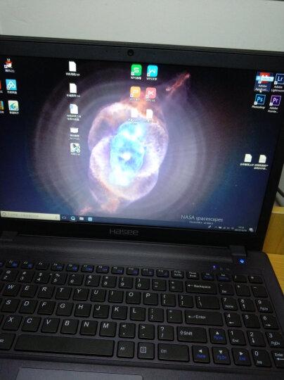神舟战神K650D/八代台式G5400 MX150满血独显/15.6英寸IPS学生游戏笔记本手提电脑 战神K650D-G4定制版 G5400/8G内存/1TB机械盘 晒单图
